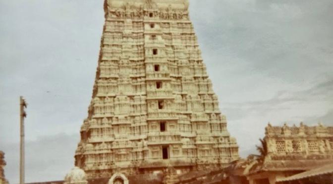Ramathaswamy Temple, Rameswaram