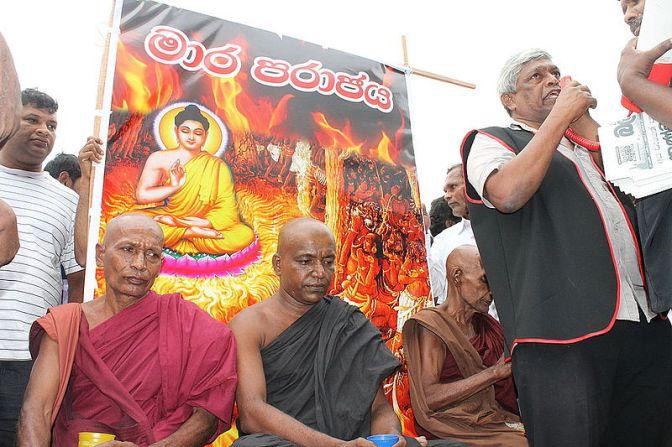 Lanka 's faith based hatred targeted
