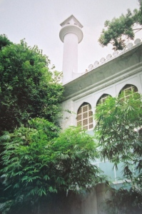 Sunni mosque, Kowloon