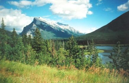 Sulphur Mountain, Alberta