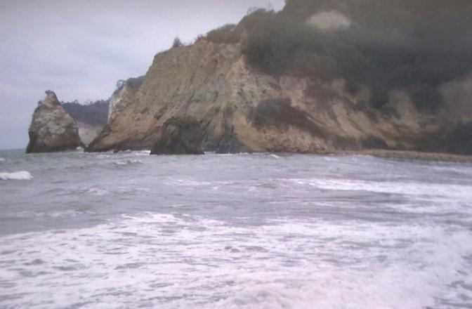 From Bahia de Carauez to dog crazy Canoa