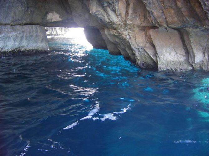 Malta's Blue Grotto
