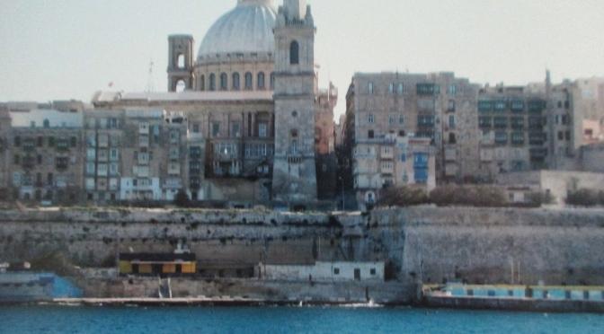 The Mediterranean Sea's Malta