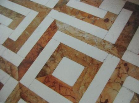 Palazzo Parisio floor