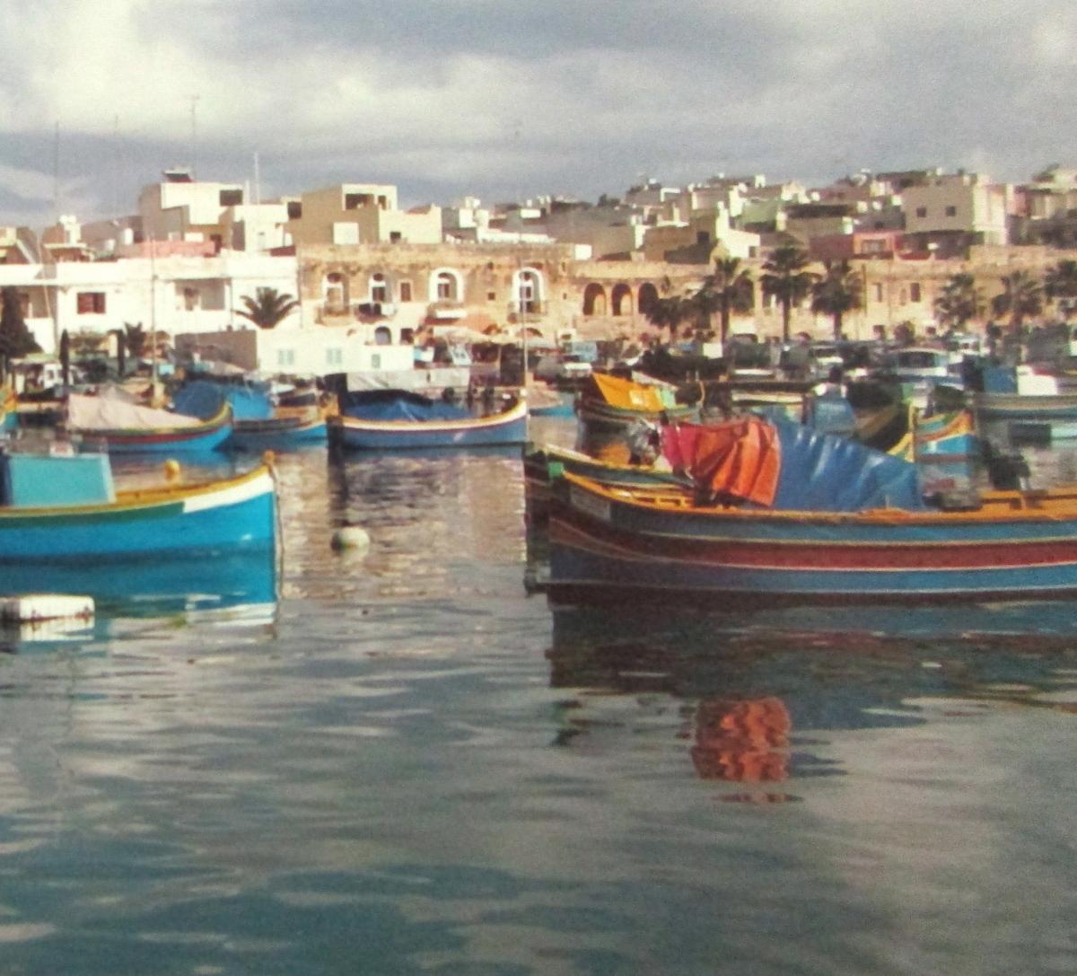Malta's Marsaxlokk fishing village