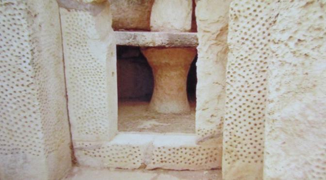 Malta's Hagar Qim and Mnajdra Temples