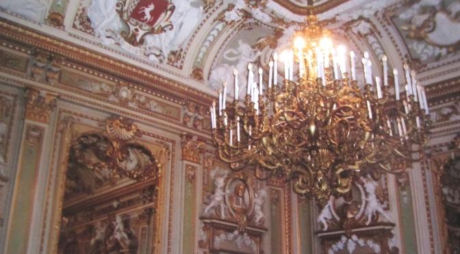Naxxar's Palazzo Parisio
