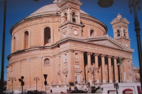 Mosta Catholic Church