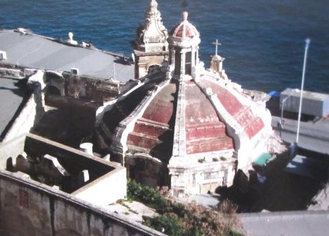 View from Barrakka Gardens