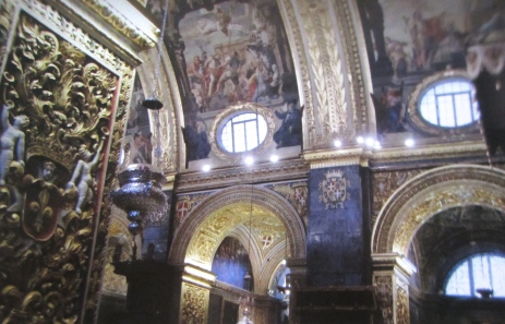 Valletta's St John's Co-Cathedral