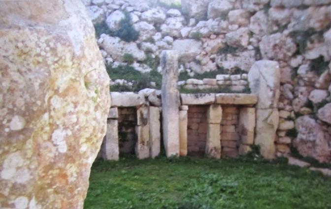 Gozo's Ggantija temple