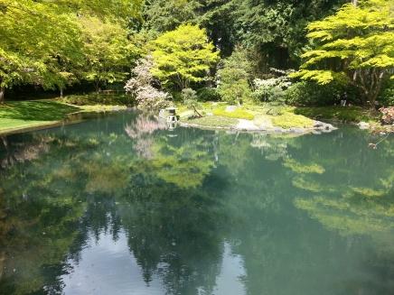 Japanese Garden, UBC Campus, Vancouver