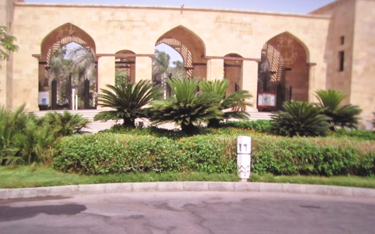 An Aga Khan project - Al-Azhar Park
