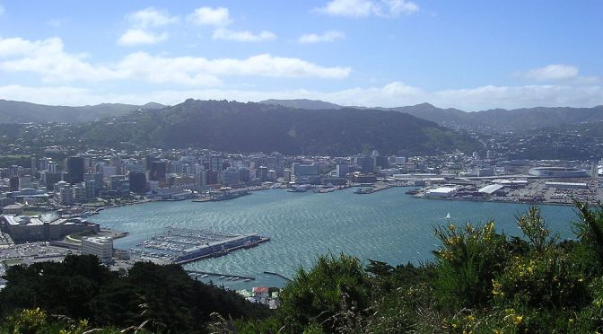 New Zealand's capital, Wellington