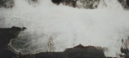 Frying Pan Lake, Waimangu