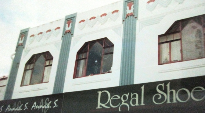 Napier: An Art Deco enthusiast's dream city