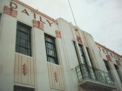 Art Deco building, Napier