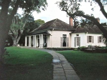 European Treaty House, Waitangi