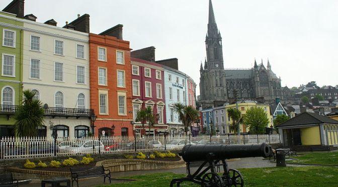 Cork's famous port – Cobh