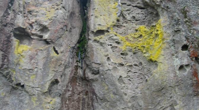 Victoria's Hanging Rock