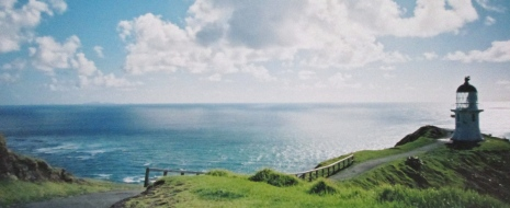 Cape Reinga's lighthouse