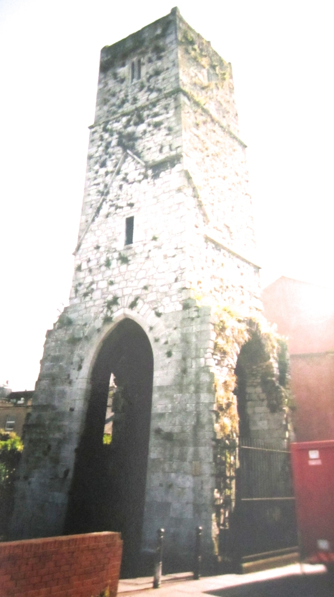 Cork's Red Abbey
