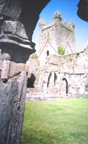 Jerpoint Abbey, Thomastown