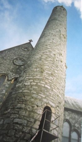 St Canice's tower