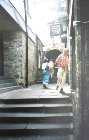The Butter Slip, Kilkenny
