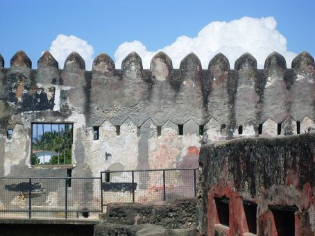 Fort Jesus. Photo courtesy: Tsinjekho - wikimedia.org