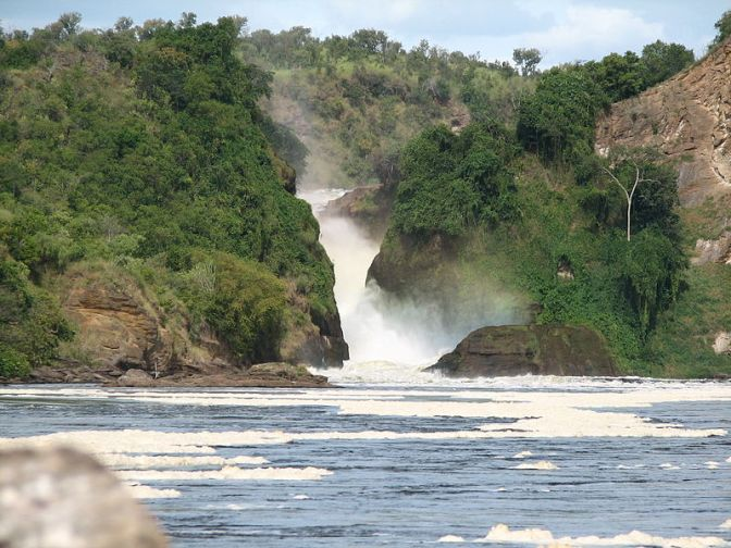 Crocodile country – Murchison Falls Game Park