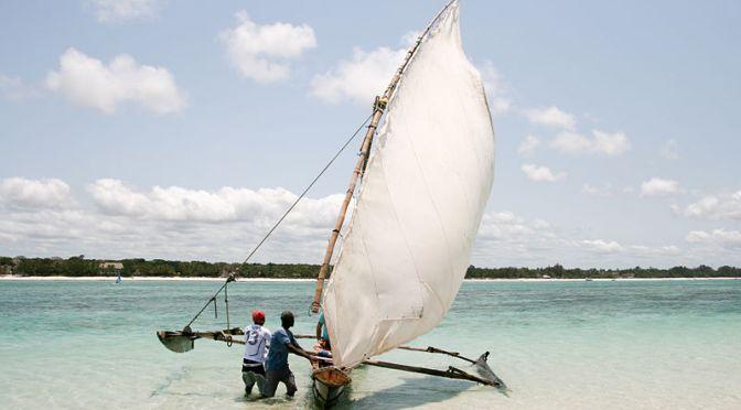 Kenyan beach memories