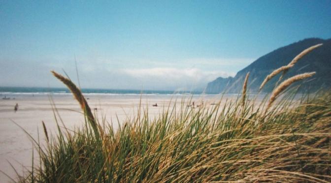 Oregon's beaches