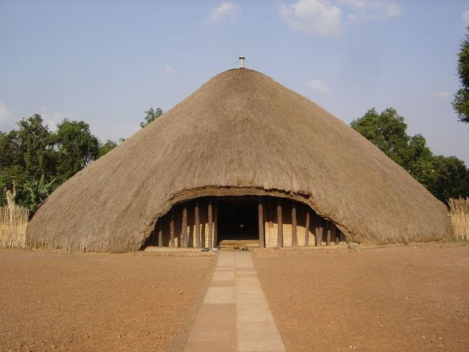 Kampala's royal tombs