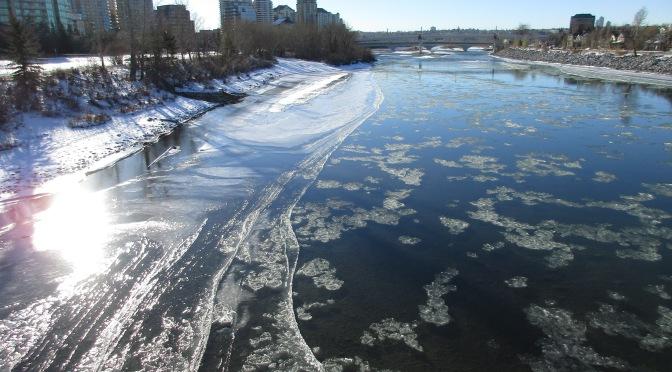Calgary's Bow River