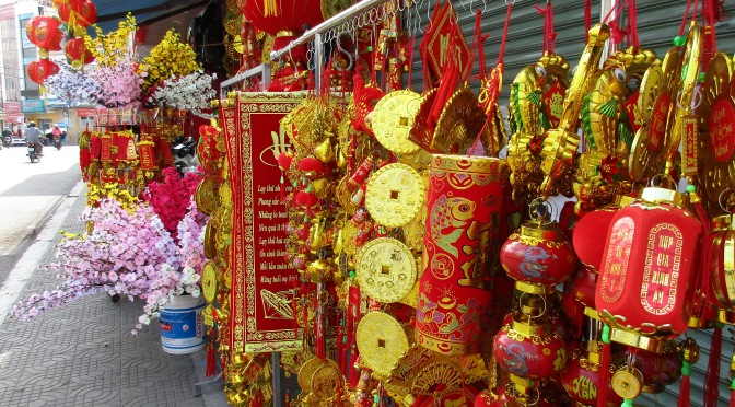 Tet: Vietnamese New Year