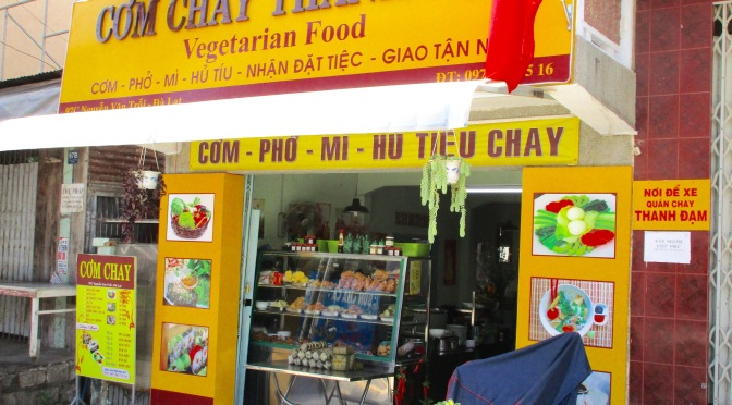 Looking for vegetarian in Dalat?