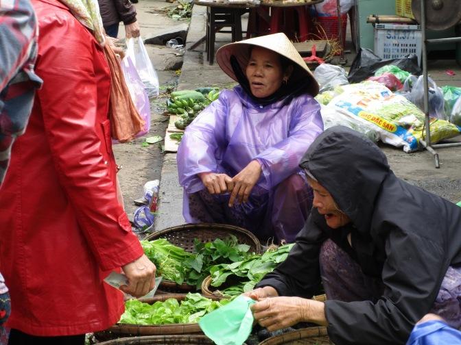 Hoi An's market