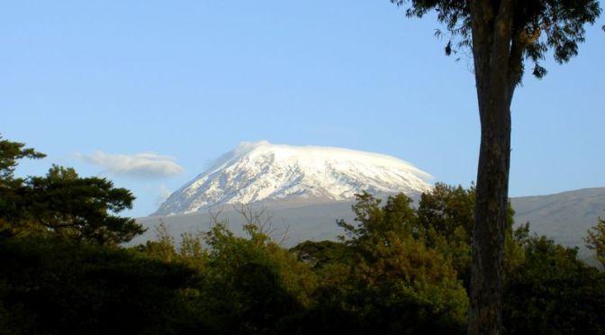 Moshi's mountain