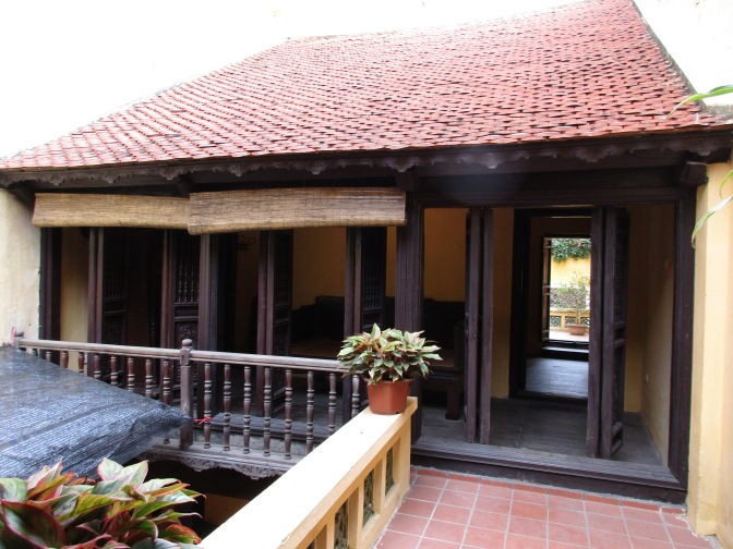 A Hanoi Traditional House