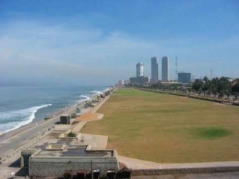 Colombo_-_Galle_Face