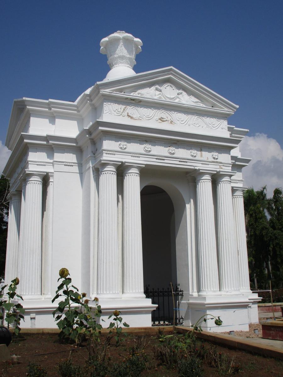 Puducherry's Bharathi Park