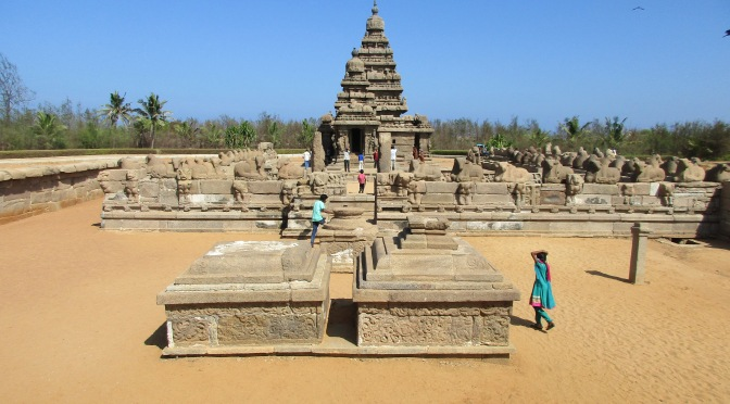 The Shore Temple – Mamallapuram