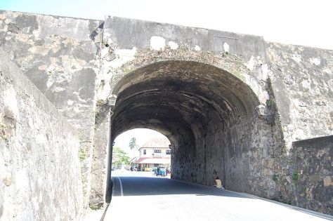 Galle_fort_entrance_gate