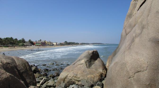 Mamallapuram's Beach