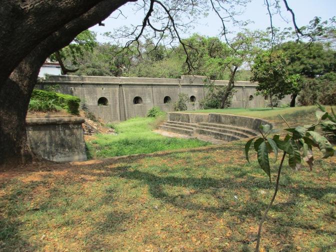 Chennai's Fort St George