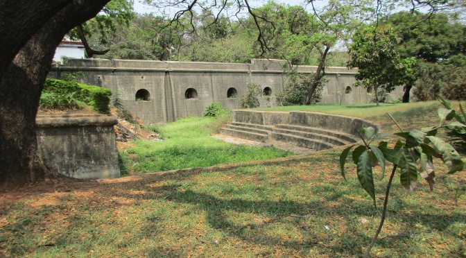 Chennai's Fort St George