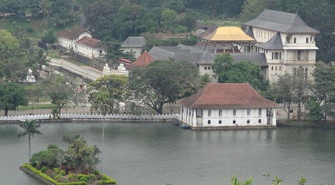 Sinhalese Enlightenment