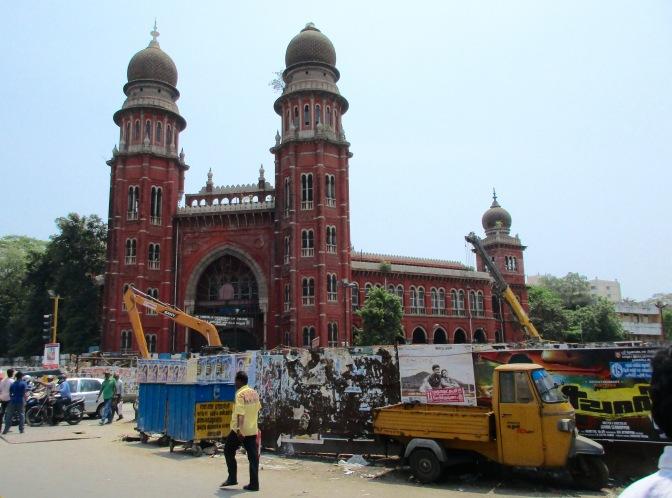 Around Chennai