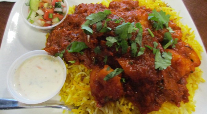 A taste of Uganda's India
